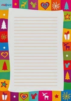 Письмо Деду Морозу. - запись пользователя zhannaS (Жанна) в сообществе Новый год в категории Открытки и упаковка