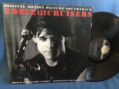 RARE Vintage Eddie And The Crusiers  Original by sweetleafvinyl
