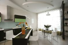 podwieszany sufit salon - Szukaj w Google