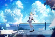Cute Characters, Scenery, Coincidences, Concert, Wallpaper, Anime, Women, Twitter, Landscape
