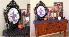 Measure Once, Cut Twice: DIY Halloween Decorations