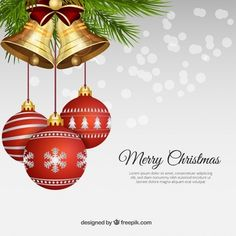 Image result for christmas 3 bells on door