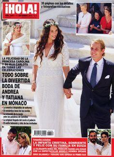 ¡HOLA! Nº 3606 - 11/09/13 #revistahola #revistas