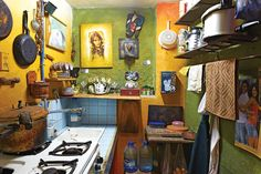Where Cubans Cook:  A photographic journey through the kitchens of Havana by Ellen Silverman - Saveur