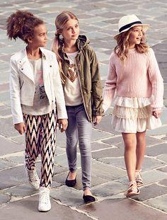 Kids   Girls Size 8-14y+   Accessories   H&M US