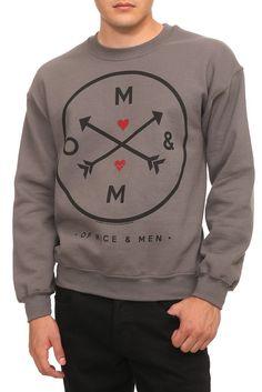 Of Mice & Men Arrows Crewneck Sweatshirt - 10003360