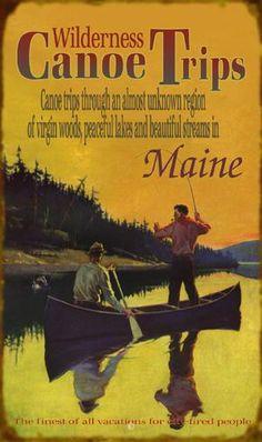 Wilderness Canoe Trips!