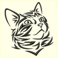 machine embroidery designs new Machine Embroidery Designs, Embroidery Patterns, Hand Embroidery, Quilting Designs, Stencil Art, Stencils, Cat Machines, Wood Burning Patterns, Scroll Saw Patterns