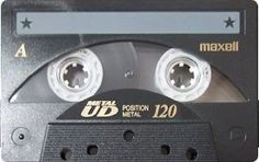 maxell Metal UD 120