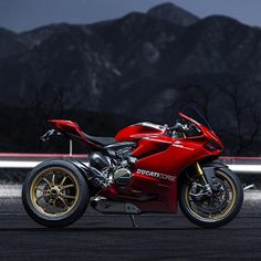Ducati. My future vehicle