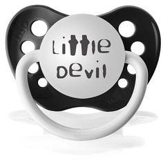 Pacifier Little Devil