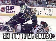 Image result for Funny Hockey Goalie Memes