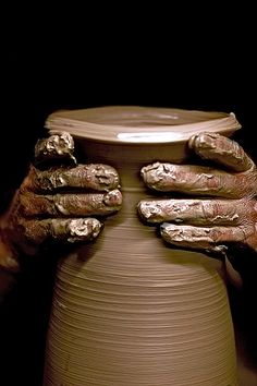 Wonderful Images pottery wheel aesthetic Thoughts Im on that thang , yet in his hands!