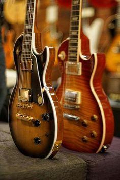 Gibson Les Paul Electric Guitars                              …