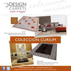 Conoce nuestra Coleccion de alfombras realizadas en Cuero Premium argentino en www.designcarpets.com.ar