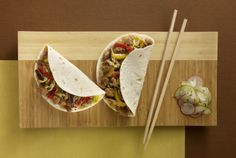 Moo Shu Turkey Wraps | #turkey #wraps #JennieO | http://www.jennieo.com/recipes/200-Moo-Shu-Wraps