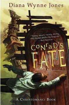 Diana Whnne Jones's new Chrestomanci novel follows the adventures of Conrad and his new best friend Christopher Chant.