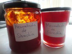 La cocina de Pepa: Mermelada de sandia Jam Recipes, Sweet Recipes, Healthy Recipes, Food Engineering, Dominican Food, Jam And Jelly, Nice Cream, Sweet And Salty, Food And Drink