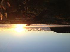 Sunrise at Whangamata