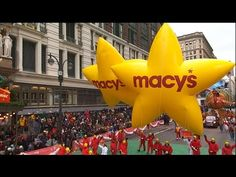 Complete 2014 Macy's Thanksgiving Day Parade - YouTube
