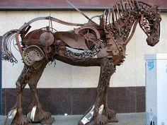Scrap metal- Calgary, Alberta
