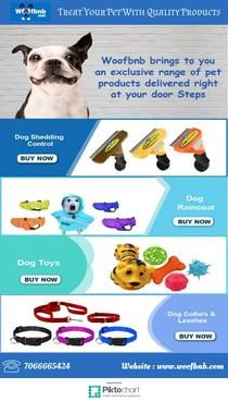 Treat your pet with quality products