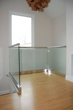 Anchor-Ventana's Glass Handrail Systems Provide Rugged Durability, Sophisticated Design, A Variety of Custom Options, and Industry-Leading Innovation