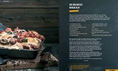 Big Breakfast Brot - Leckere Express-Kochbuch