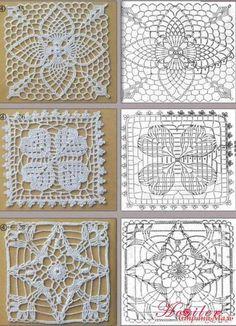 Dantel motif modelleri