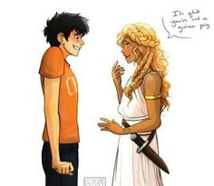 Percy Jackson and Annabeth Chase Memes Percy Jackson, Percy Jackson Fanart, Arte Percy Jackson, Dibujos Percy Jackson, Percy Jackson Ships, Percy Jackson Characters, Percy Jackson Books, Percabeth, Solangelo