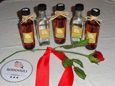 """Τσίπουρο & Λικέρ Φρούτων """"Ροδοβόλι"""" των 10cl. Whiskey Bottle, Drinks, Shop, Gifts, Presents, Beverages, Drink, Gifs, Beverage"""