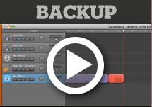 Gobbler = super smart backup tool for anyone producing music #me