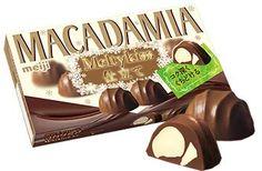 Meltykiss Macadamia Chocolate $3.00 http://thingsfromjapan.net/meltykiss-macadamia-chocolate/ #Japanese chocolate #Japanese snack #delicious Japanese snack