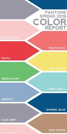 Inspo colours @pantone #Pantone