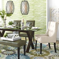 Mason Wingback Dining Chair - Ivory | Pier 1 Imports