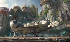Disney anuncia parques temáticos de Star Wars