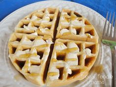 Making my own from scratch Belgian waffle mix has been one of those things I keep telling myself I need to do, but then the grocery s...