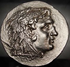 One of the best Tetradrachm ever. Gigantic coin 34mm. Extremely rare. MS FLEUR DE COIN. A must for every collector. History: Alexander the Great was born in the Pella region of the Ancient Greek kingdom of Macedonia on July 20, 356 B.C., to parents King Philip II of Macedon and Queen Olympia, daughter of King Neoptolemus. | eBay!