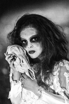 wildling | Ph. Josh Triggs - 3MI photography, Makeup: Julia Porter Model: McKenzie Herbert