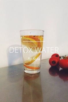 A healthy detox drink that is delicious! - Check out this story by Sofia on Steller