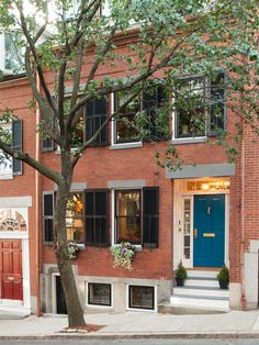 Patience, vision, and very fortunate timing all played a role in bringing an 1850 brick rowhouse back from the brink in the current TOH TV project | Photo: Anthony Tieuli
