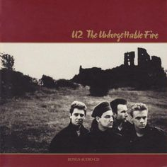 THE formative album of my youth.  I still might love this U2 album the best of anything they have put out.
