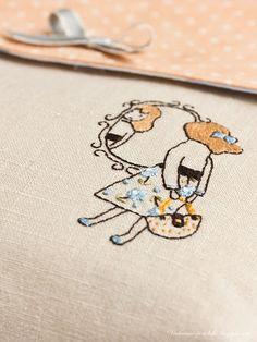 Hiroko Ishii. Embroidery Pattern.