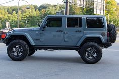 anvil jeep wrangler unlimited with lifestyle front bumper - Google Search