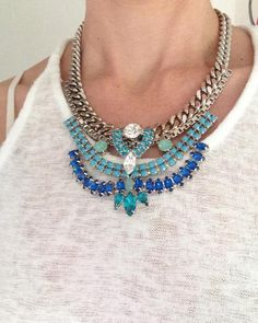 Courtney Lee Collection Melanie Necklace – Online Jewelry Boutique