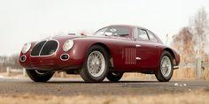 1939 ALFA ROMEO 6C 2500 SS BERLINETTA AERODYNAMICA - by Carrozzeria Touring Superleggera of Milan