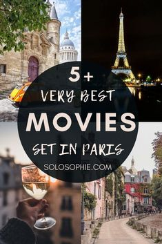 Love Paris? Here are the Best Movies Set in Paris. Films about France you must watch