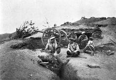 Russian Artillerymans.1904