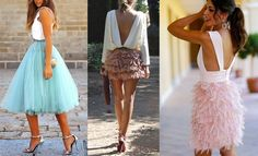 Looks de invitadas c