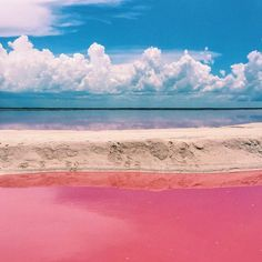 """メキシコにある小さな漁村がSNSに上げられた写真から世界中から観光客を集める観光スポットとなりました。その観光客たちの目的は美しいピンク色をした湖、通称""""ピンクラグーン""""です。今回は、そんな""""ピンクラグーン""""を紹介します。"""